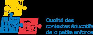 Logo de l'Équipe de recherche Qualité des contextes éducatifs de la petite enfance